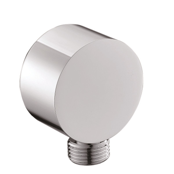 Brass shower outlet fitting for bathroom using