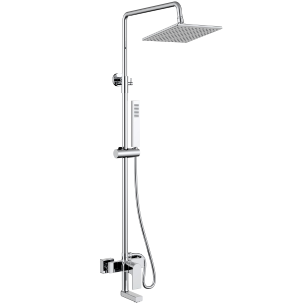 HGAO sanitary bathroom surface mounted shower mixer