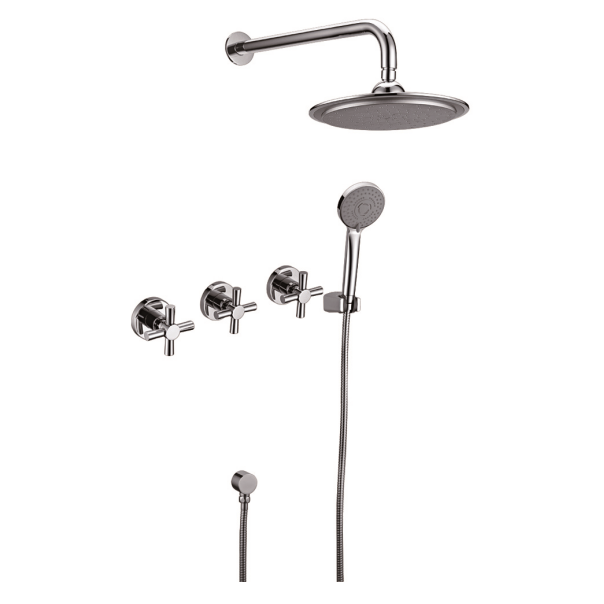 Huagao concealed shower faucet guarantee and how to deal with the faulty?