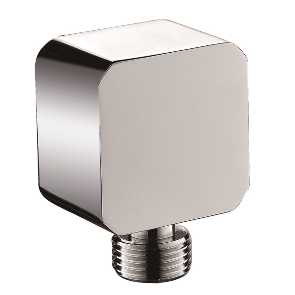 Hot sale bathroom brass shower outlet chrome plated