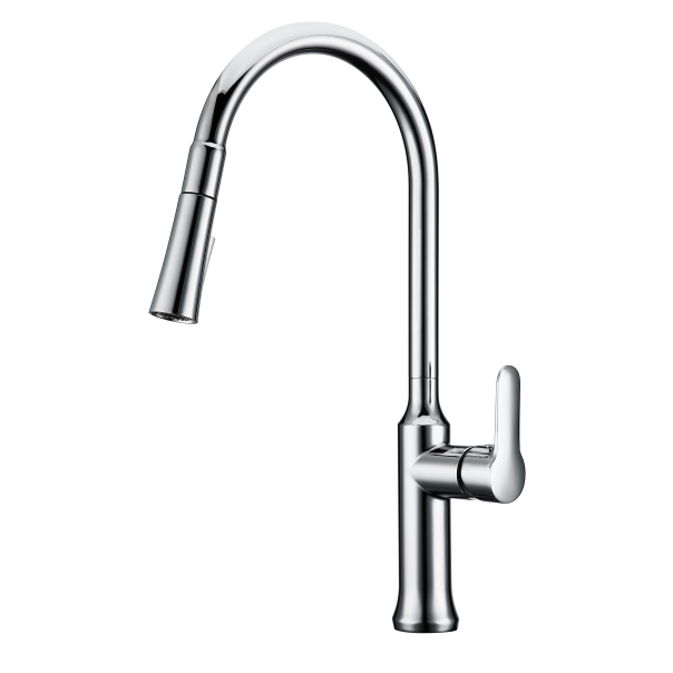 High quality bathroom kitchen faucet with sprayer