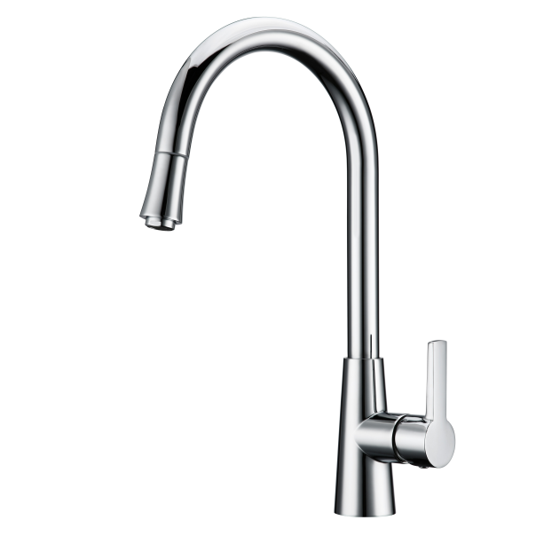 Wholesale kaiping factory price kitchen tap with sprayer