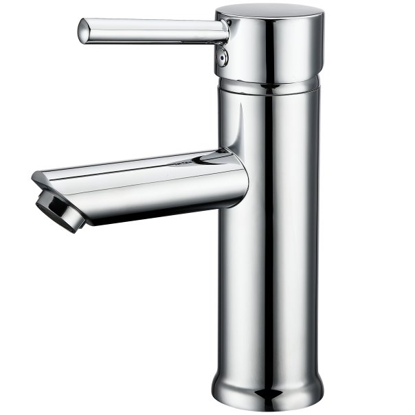 How to install huagao concealed bathroom basin mixer?