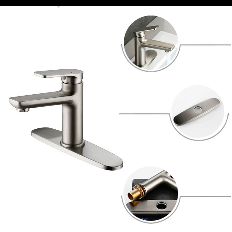 The lead in the faucet is harmful to children! Is your faucet qualified?